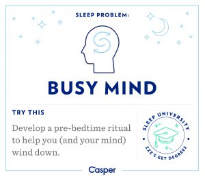 Busy Mind Sleep for Success Finances Demystified Blog