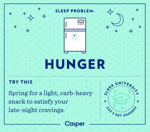 Hunger Sleep for Success Finances Demystified Blog
