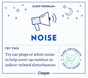 Noise Sleep for Success Finances Demystified Blog