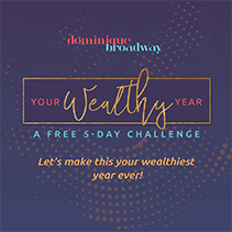Your Wealthy Year Challenge