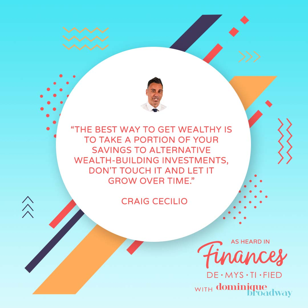 Invest in Multi-Million Dollar Real Estate Projects for Only $500 - Craig Cecilio - Finances Demystified Podcast