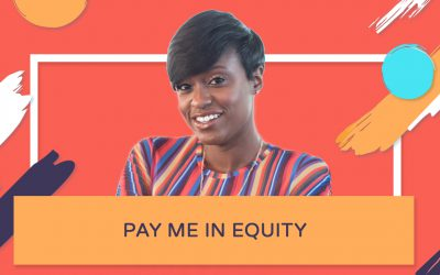 Pay Me In Equity