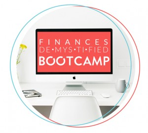 Finances Demystified Bootcamp