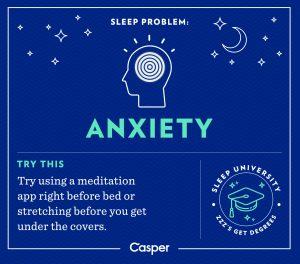 Anxiety Sleep for Success Finances Demystified Blog