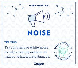 Noise Sleep for Success Finances Demystified Blog