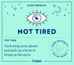 Not Tired Sleep for Success Finances Demystified Blog
