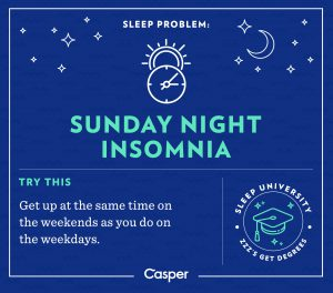 Sunday Night Insomia Sleep for Success Finances Demystified Blog